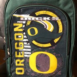 Oregon Ducks Backpack